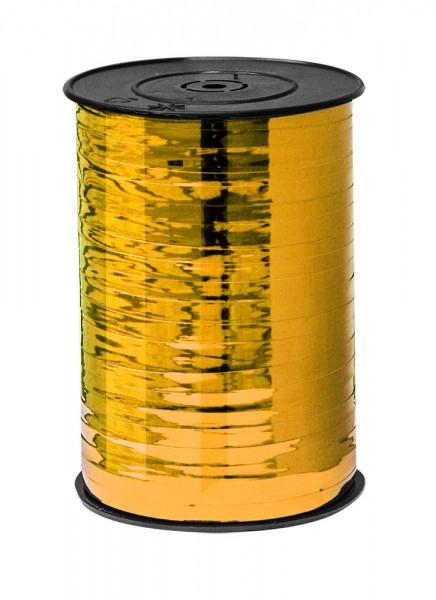 Kräuselband 10mmx225m gold metallic