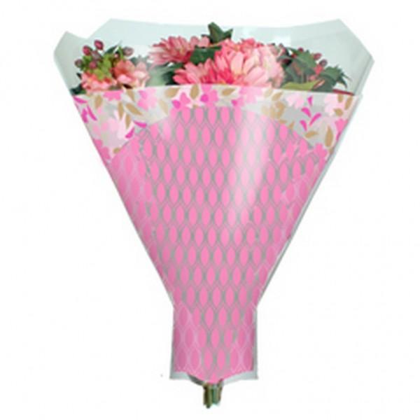 Blumentüten 52/44/12 Friendly pink (50 Stück)