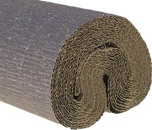 Krepppapier 125g 50x250cm silber Alukaschiert 5 Stück