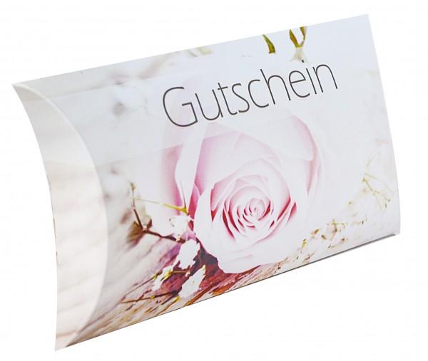 Gutscheine Etui 4 Motive 19x26cm (20 Stück)