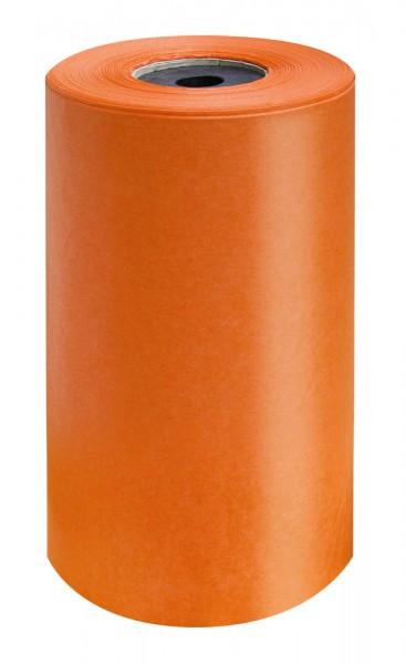 Brillant-Perlschutz Manschettenpapier 25cm/200m mandarin