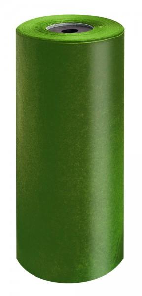 Brillant-Perlschutz Manschettenpapier 35cm/200m lodengrün