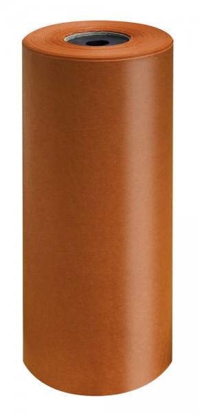 Brillant-Perlschutz Manschettenpapier 35cm/200m terrakota