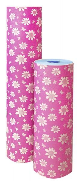 """Blumenpapier """"Petites Fleurs"""" pink 75cm 30g"""