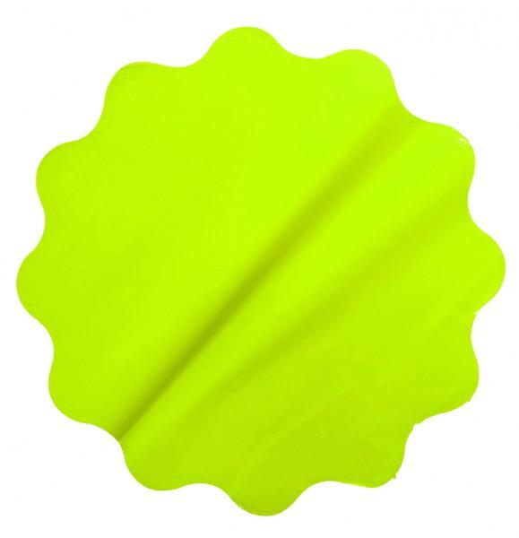 Rondella 50cm Mat Pearly apfelgrün 50 Stück