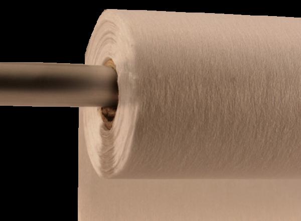 Decofleece 60cm/25m weiß