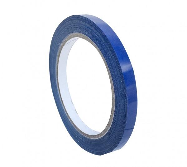 Klebeband PVC 9mm 66m blau (16 Rollen)