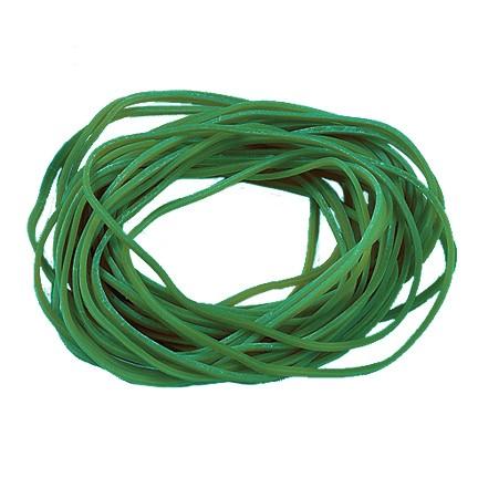 Gummiringe 80x1,5mm grün BRO 1kg