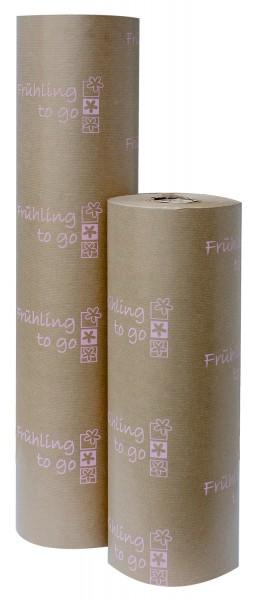 "Blumenpapier 50cm 35g ""Frühling to Go"" rosa (7kg)"