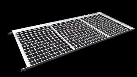 Pflanzenwagen CC Container Gitter-Einlegeboden