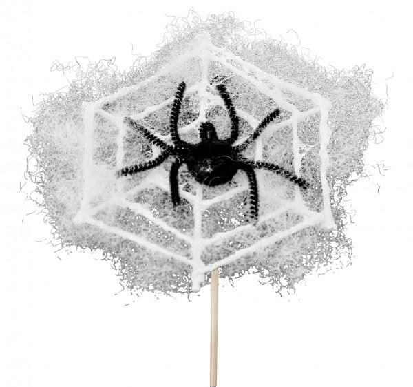 Beistecker Halloween Spinnennetz (25 Stück)