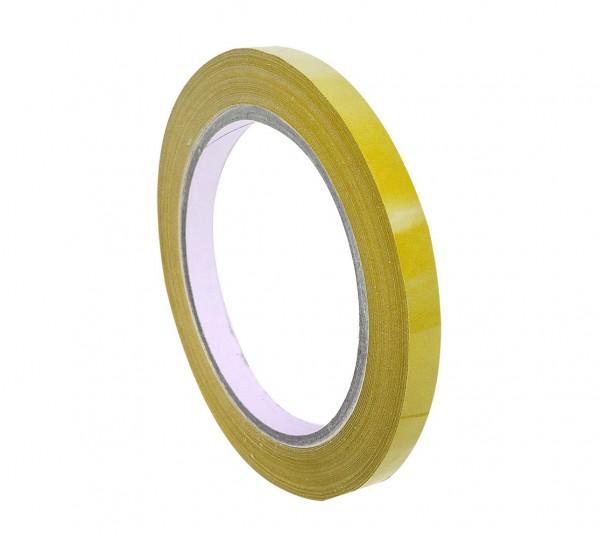 Klebeband PVC 9mm 66m gelb (16 Rollen)