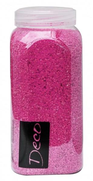 Granulat fein 1K pink (740ml)