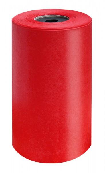 Brillant-Perlschutz Manschettenpapier 25cm/200m rot