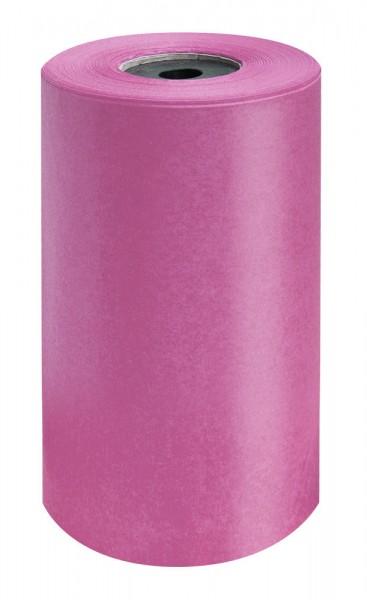 Brillant-Perlschutz Manschettenpapier 25cm/200m rosa