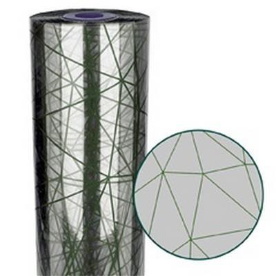 Folie 60cm 300m Diesel grün