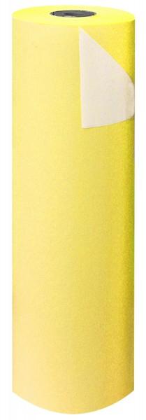 Blumenpapier Rolle 60cm 50g weisskraft gelb (12kg)