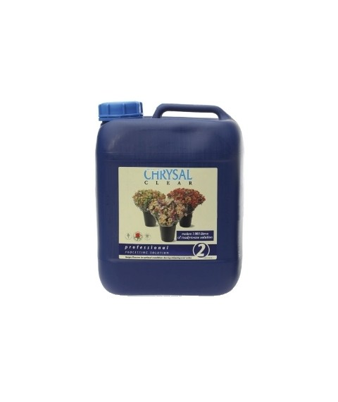 Chrysal Professional 2 Klar 5 Liter CDC1