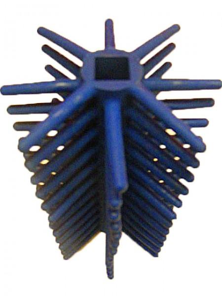 Bürste Olimex Optiflor (2) blau hart