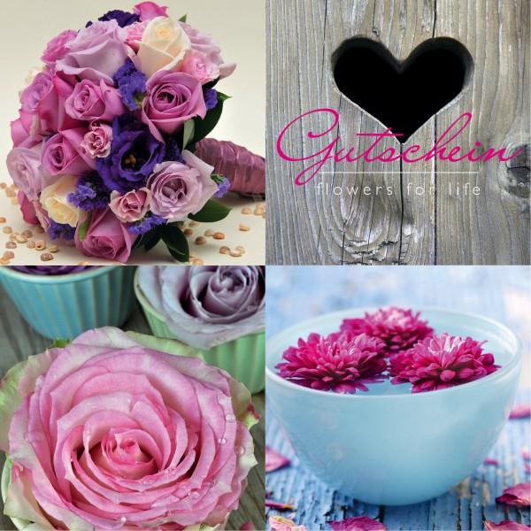 Grußkarten Flowers in Style (12 Stück)