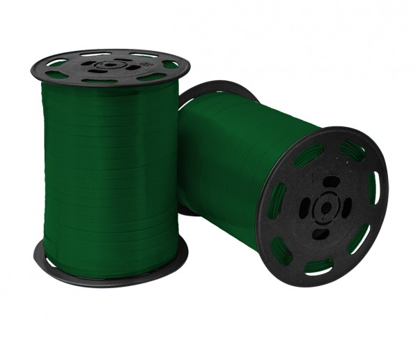 Kräuselband 10mmx250m 99/087 hunter grün
