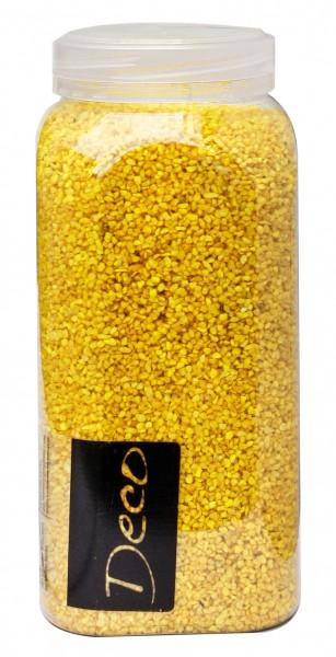 Granulat fein 1K gelb (740ml)