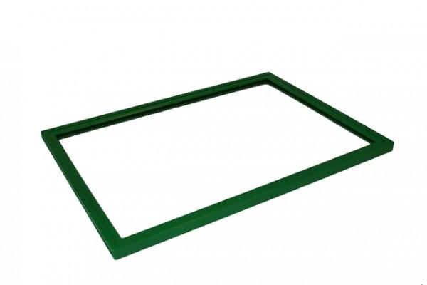 Plakatrahmen grün DIN A5 +