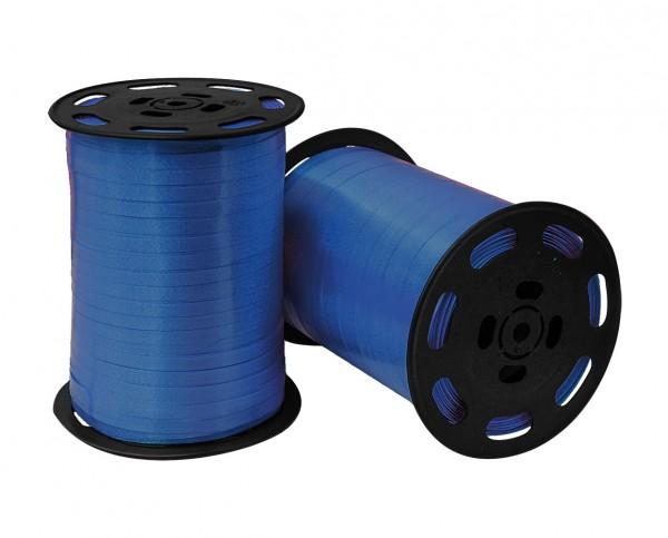 Kräuselband 4,8mmx500m 78 blau