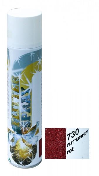 Sprühfarbe UC 7401 Flitter Effekt rot 400ml