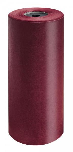 Brillant-Perlschutz Manschettenpapier 35cm/200m bordeaux