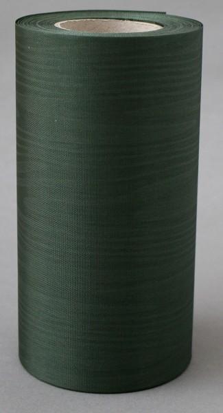 Kranzband Moire 100mm 25m flaschengrün
