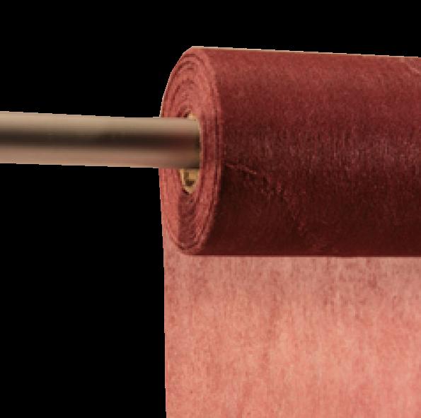 Decofleece 60cm/25m dunkelbraun