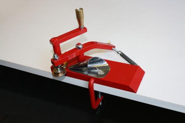 Krepp-Handwickelmaschine 2008