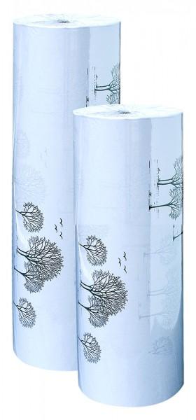 Blumenpapier Rolle 60cm 30g weiß Baum 12kg