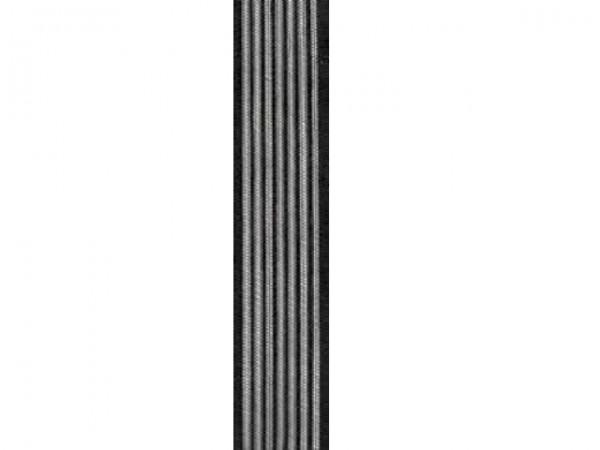 Florband 25mm 25m schwarz