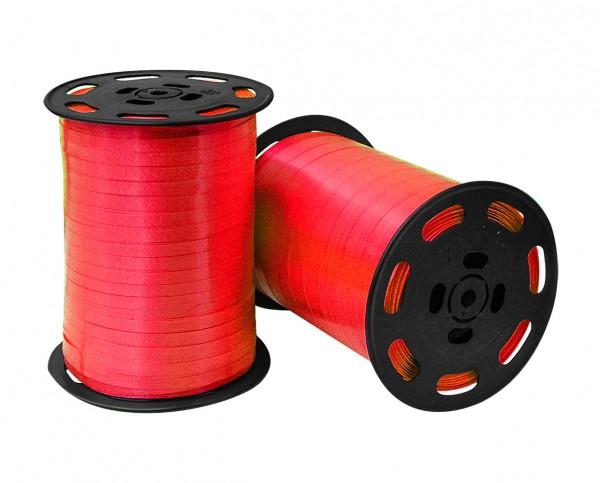 Kräuselband 10mmx250m 27 rubinrot