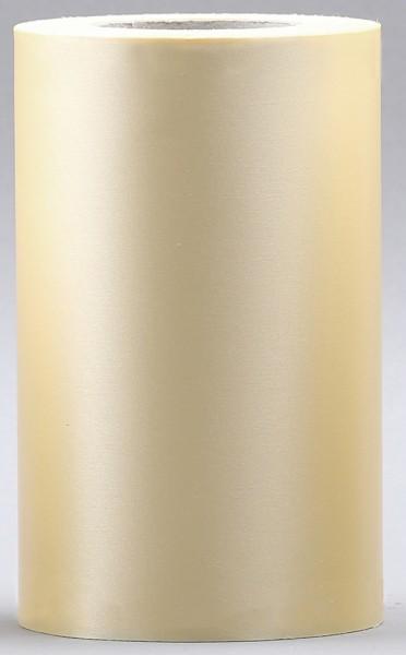 Kranzband Supersatin 200mm 25m sekt
