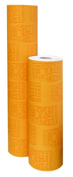 Blumenpapier Fiore 75cm 40g orange (10kg)