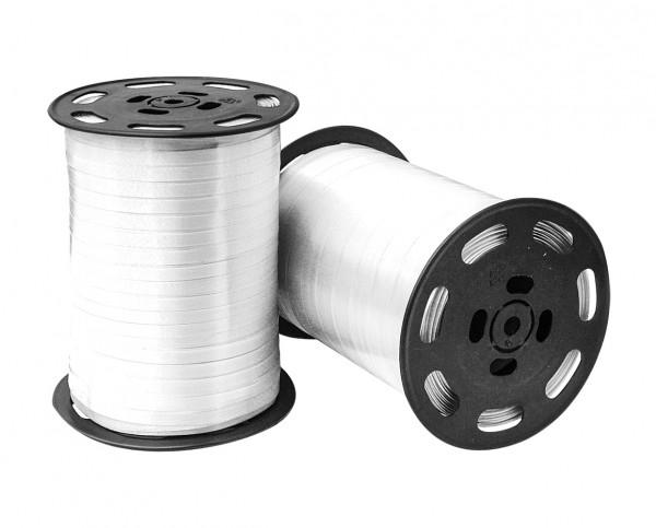 Kräuselband 10mmx250m 51 weiß