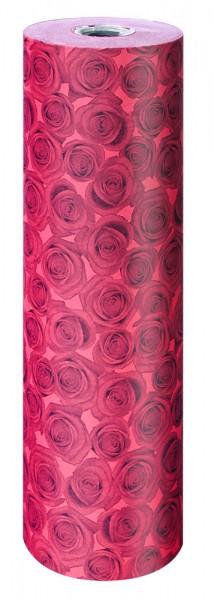 Papier 50cm 35g 6kg Rosen schwarz-rot