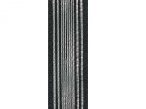 Florband 40mm 25m schwarz