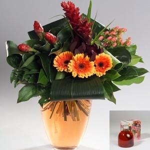 Vasenfarbe 150ml orange (24)
