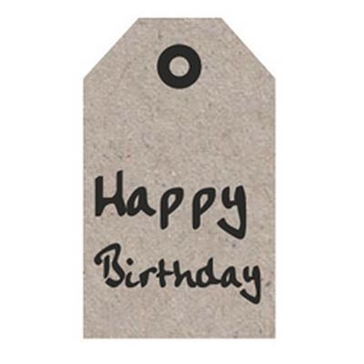 """Blumenkarten """"Happy Birthday"""" à 20 Stück"""