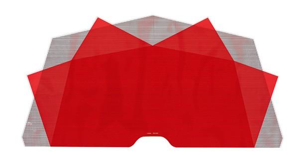 Nuvella 48x98 rot 100 Stück