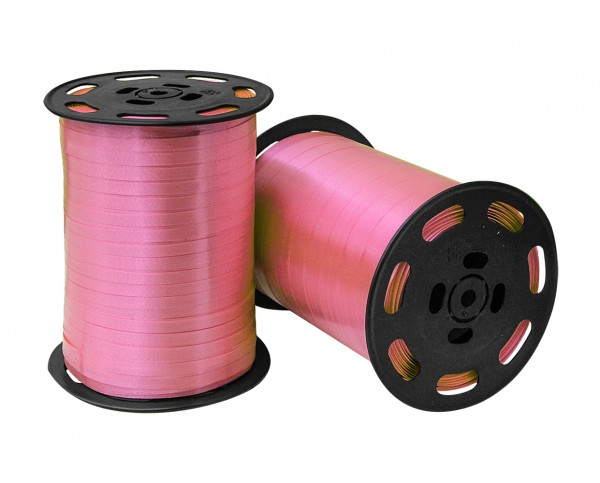 Kräuselband 4,8mmx500m 12 rosa