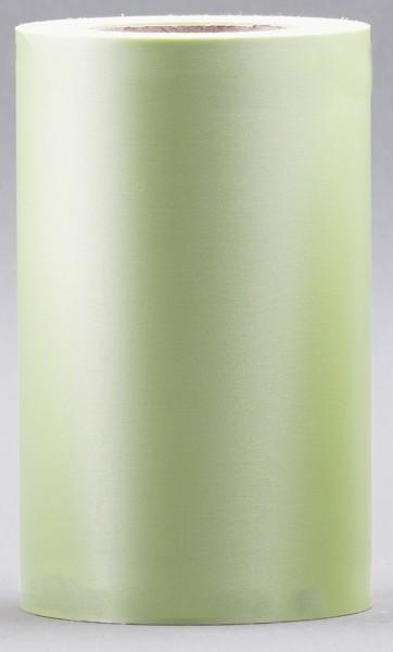 Kranzband Supersatin 175mm 25m limonengrün