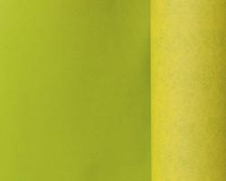 Manschettenpapier 25cm/100m 2-Color gelb/maigrün