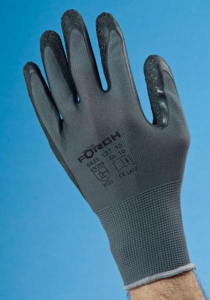 Handschuhe Feinstrick Ulith grau Gr.10