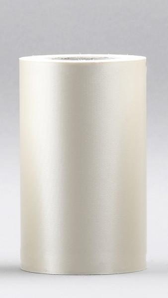Kranzband Supersatin 125mm 25m natur