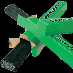 Steckdraht grün 0,9x400 2 kg